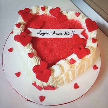 Cake Decoración en Fondant