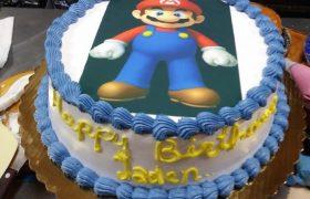 Cake con Foto personalizada