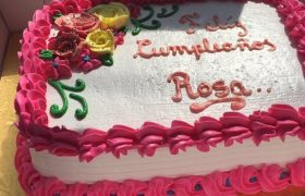 Pastel Cumpleaños / 1 libra