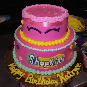 Cake 2 libras