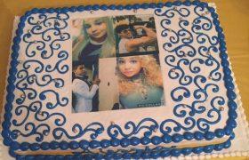 Cake con foto