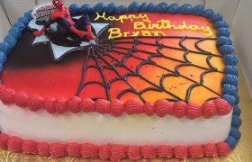 Cake con Airbrush